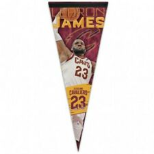 Cleveland Cavaliers Lebron James #23 WinCraft Team Colors Premium Felt Pennant