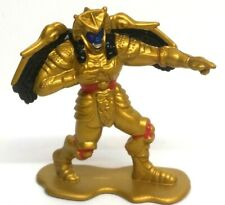 "Vintage GOLDAR 1993 Power Rangers 3"" PVC Figure Cake Topper Bandai"