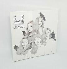 K-POP RED VELVET 1st Mini Album[ICE CREAM CAKE] Automatic Ver. CD+Booklet+P.Card