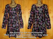 White Stuff Knee Length Tunic Floral Dresses for Women