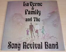 LAVERNE TRIPP & FAMILY AND THE SONG REVIVAL BAND GOSPEL RECORD ALBUM 7111N6