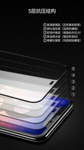 iPhone XS Max XR XS X Tempered Glass Screen Protector for Apple