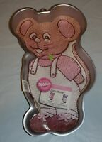 Wilton Little Mouse Cake Pan 2105-2380 With Instructions