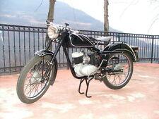 MOTO DKW RT 125 CAVANI AUTO UNION MODELLO CORSA RESTAURATO REVISIONATO FMI 1952