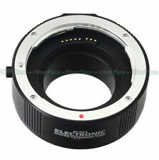 AF Automatic Auto Focus 25mm DG II Macro Extension Tube for Canon EOS EF EFS NEW