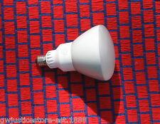 Compact fluorescent FLOOD light BULB R40 CFL 82 CRI 4100K 10,000 hr. 18 watt NEW