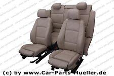 3 3' 3er BMW Cuir équipement sport sièges sport e92 Leather seats INTERIEUR coupé