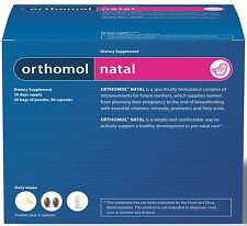 ORIGINAL ORTHOMOL®NATAL - Prenatal Vitamins for before, during & after pregnancy