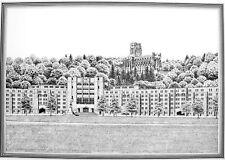 8 Black & White USMA West Point Lithographs 18 x 24
