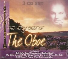 David Agnew - The Very Best Of The Oboe - Instrumental - 3 CD Set - New / Sealed