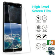 Samsung Galaxy Note 8 CASE FRIENDLY 4D Clear HD Tempered Glass Screen Protector