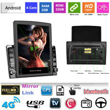 New listing Android9.1 4-core 9.7In Car Bluetooth Gps Navigation Fm Stereo Radio Wifi Player