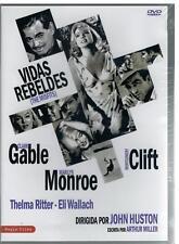15887-dvd-the Misfits (Vidas rebeldes Spain Import See Details for Languages)