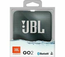 JBL GO2 Portable Bluetooth Speaker Black - Brand New UK