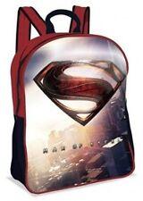 Superman Junior Backpack School Nursery Travel Bag Rucksack Childrens Boys