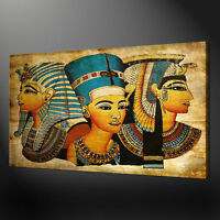 PHARAOH ANCIENT EGYPT CANVAS PRINT PICTURE ART VARIETY OF SIZES FREE UK DELIVERY