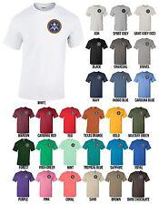 US Marshals Service USMS Seal T-Shirt United States Marshal Tee - NEW