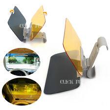 Car Anti-Glare Dazzling Goggle Day & Night HD Vision Driving Mirror Sun Visors