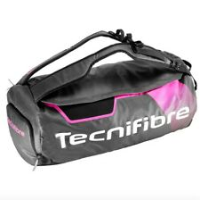 Tecnifibre Women`s Endurance Tennis Rackpack Black and Pink ( )