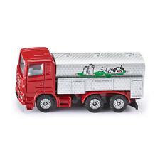 Siku 1331 Scania Chariot collecteur de lait maquette de voiture rouge Nouveau! °