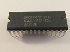 CXK58256P-10L Sony 32K x 8 Bit High Speed Static CMOS RAM DIP28 - gebraucht!