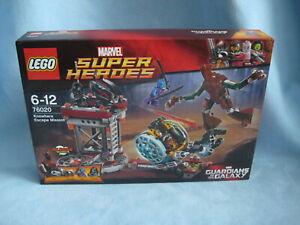Lego Marvel Super Heroes Guardians of the Galaxy Der große Ausbruch 76020 neu