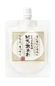 Clay Soymilk soap DOROwa 3.88oz daily face wash First place in Japan Import