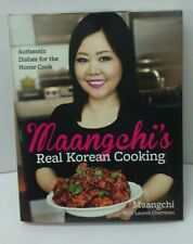 Maangchi's Real Korean Cooking: Authentic...by Maangchi HARDCOVER