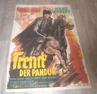 A1 Filmplakat  TRECK DER PANDUR  ,HANS ALBERS,KÄTHE DORSCH