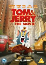 Tom & And Jerry The Movie DVD - Brand New And Sealed PRE ORDER