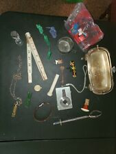 """""""Junk Drawer"""" Vintage collectible items Wholesale Box Lot"""