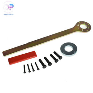 Crank Pulley Tool V2 Screw Wrench Holder Timing Belt Service Kit For Subaru Saab
