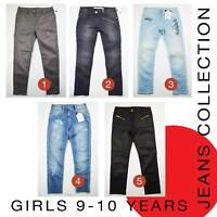 Girls Jeans 9-10 Years Brand New MORE THAN 70% OFF(L51)