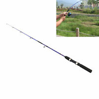 1.2m Telescopic Fishing Rod Spinning Rod Fiber Reinforce Rod 5 Section Tackle