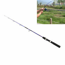 1.2M Telescopic Fishing Rod Spinning Rod Fiber Reinforce Plastic Rod 5 Section