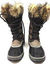 Sorel Joan of Arctic Womens Winter Snow Boots US 8 UK 6.5 EU 40 NL1540-051