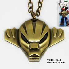 Kotetsu Steel Jeeg Koutetsu Jeeg Keychain Zinc Alloy Pendant Necklaces