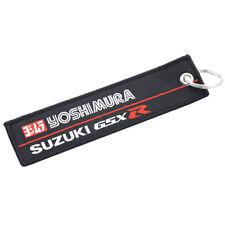 Car Styling GSXR Racing Key Ring Embroidery Keychain Luggage Tag for Suzuki 31#