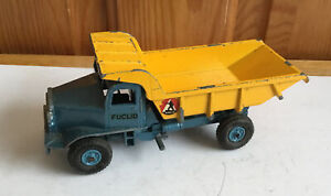 Benbros Qualitoy Euclid Rear Dump Truck.