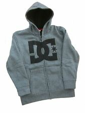 DC Shoes Boys Youth Jacket (S) Gray Black Heather Coat New NWT $62