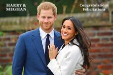 Duke and Duchess of Sussex Prince Harry Meghan Postcard Royal Wedding Kensington