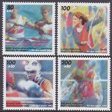 Germany (Federal) 1995 Sport Promotion Fund Set UM SG2618-21 Cat £8.25