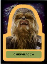 2015 Star Wars Journey to The Force Awakens Character Stickers #S7 Chewbacca