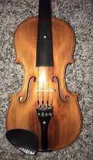 Old 4/4 Amati label Violin