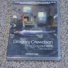 GREGORY CREWDSON: BRIEF ENCOUNTERS DVD NEW / SEALED