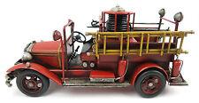 AUTO LAMIERA CAMION DEI POMPIERI FURGONE Pompieri modello auto