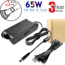 65W Charger 19.5V 3.34A AC Adapter for Dell Inspiron 1525 1526 1520 1521 1545