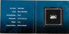 Si 2014 2.5 Gram 99.9% Pure Silver Venice Landmark Proof SOLD OUT Rare