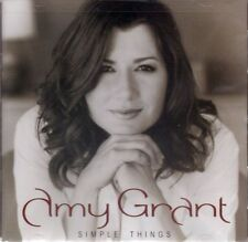 Simple Things, Amy Grant, CD, New, Sealed