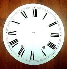 Cadran d'horloge comtoise Zifferblätt pendule 25,2 cm Morbier dial clock uhr 7
